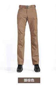Spodnie wojskowe agentów CTU miejskich SWAT taktyczne wojskowe fani spodnie spodnie spodnie taktyczne S-XXL tanie i dobre opinie COTTON pants S M L XL XXL Army Green KK BROWN BK other 800G Trousers