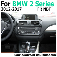 Car Android Touch HD Screen Multimedia Player Stereo Display navigation GPS For BMW 2 Series F22 F23 2012-2017 NBT Audio Radio for bmw 2 series f22 f23 2012 2017 nbt car android navigation gps touch hd screen multimedia player stereo display audio radio
