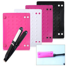 1 PCs Silicone Heat Resistant Mat For Hair Straightener Curl