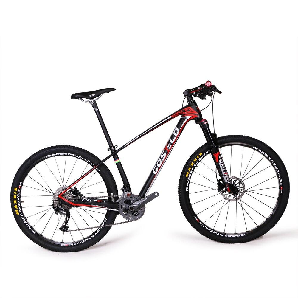 Costelo SOLO 27.5 downhill Mountain Bike 29er bici completa completa Doble Rueda