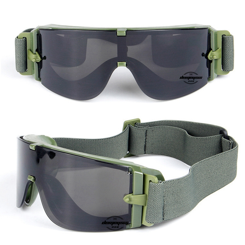 HTB1Ya4sXOYrK1Rjy0Fdq6ACvVXaz - Military Airsoft Tactical Goggles Army Tactical Sunglasses Glasses Army Paintball Goggles