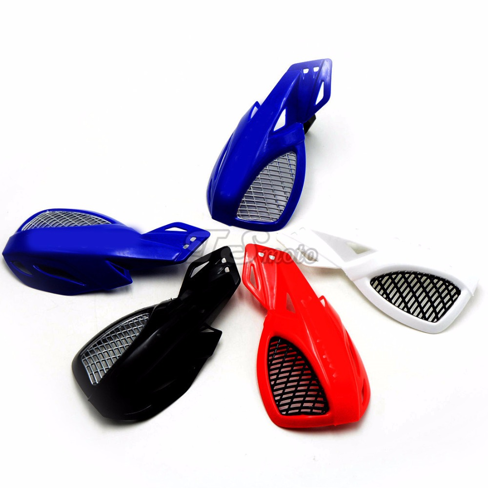 New 22mm 7/8 ATV Dirtbike Motorcycle Brush Bar Hand Guards Handguard For Kawasaki Honda Ducati Yamaha Suzuki GSX-R600 V-Strom 6