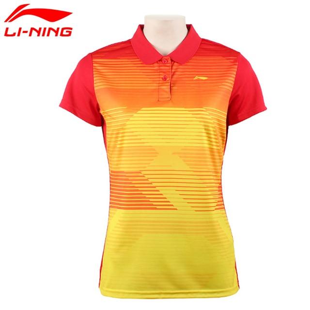 Di Shirt Delle Camicia Fitness Dry Donne Ning Fodera Partita Sport Quick Badminton Li Confortevole wxtUz0Pq7n