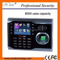 Хорошее качество ICLOCK360 Фингерпринта машина операционной системы Linux tcp/ip Биометрические Время посещения