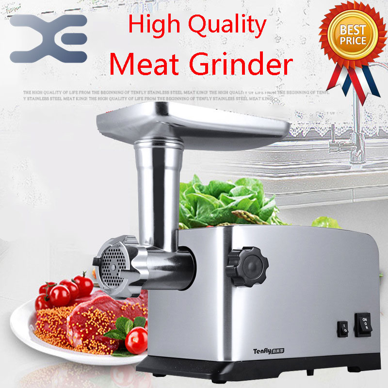 High Quality Stainless Steel Meat Grinders Electric Small Stainless Steel Automatic Enema Machine