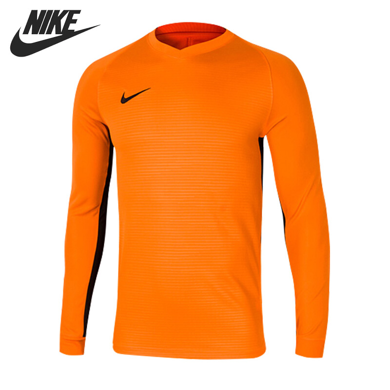 Original New Arrival 2018 NIKE TIEMPO PREMIER JSY Men's T-shirts Long sleeve Sportswear