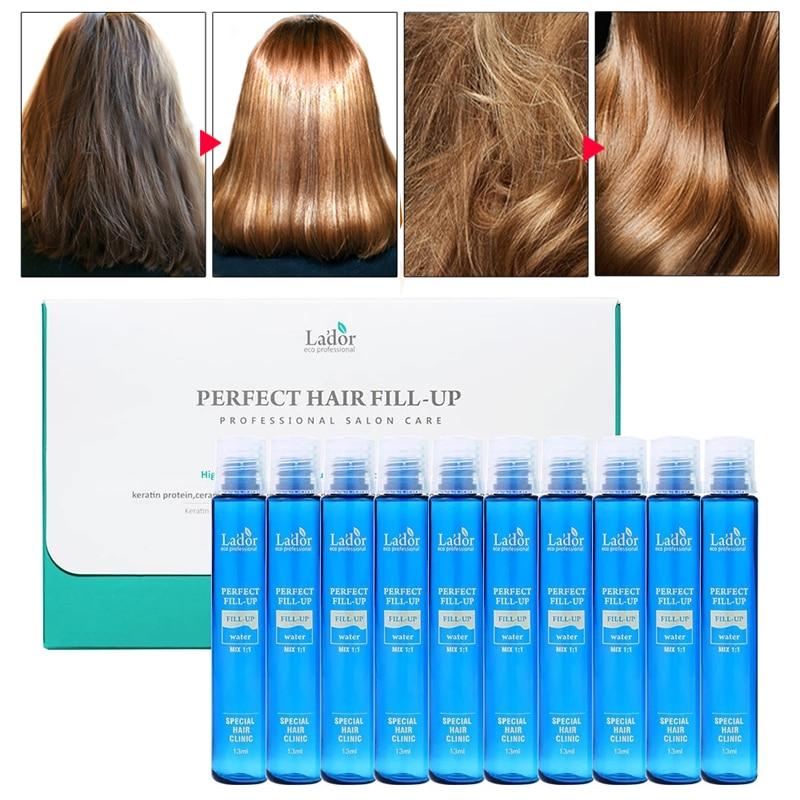 Bingfuchun Best Korea Cosmetics LADOR Perfect Fill-Up Protein Ampoule Keratin