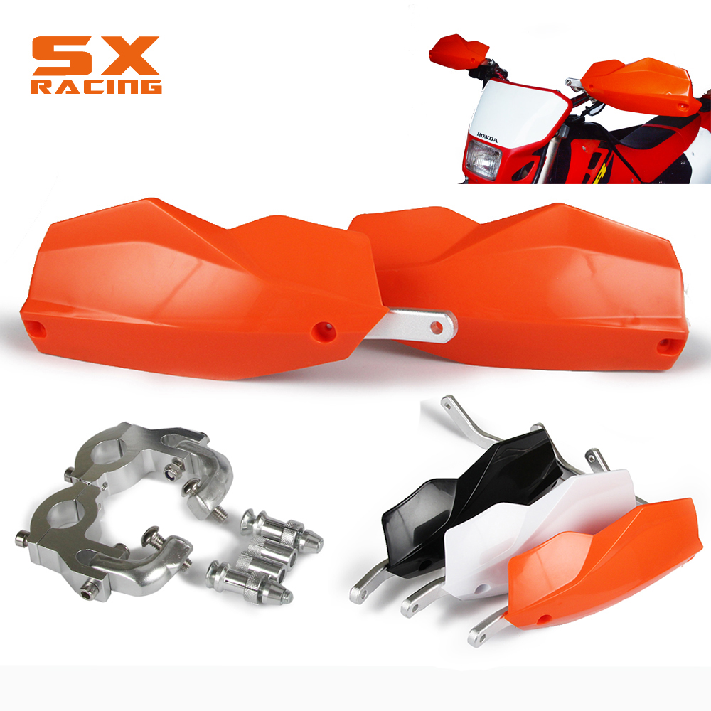 22MM 28MM Universal Dirt Bike Motocross Handguards Hand Guards Protector Alloy Insert For KTM EXC CBR YZ YZF RMZ KX KLX DRZ dirt bike pit bike 28mm universal handguards handlebar protector for ktm exc sx xc xcw crf yzf mx atv drz 125 250 350 450