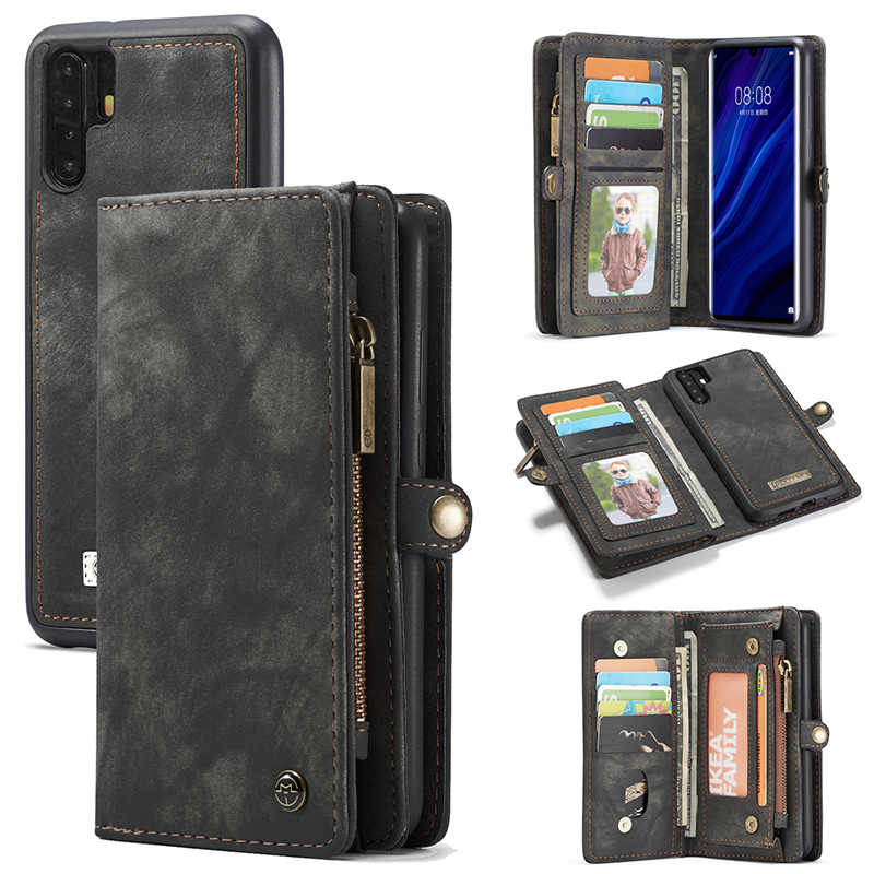 with Stand Feature Card Holder Magnetic Closure Lomogo Leather Wallet Case for Shockproof Flip Case Cover for Huawei Mate30 Pro LOBFE090336 L6 Huawei Mate 30 Pro