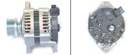 24V 80A alternador automático F00H2080000 LR280708B LR280708C 8980298921, 8980298922 para ISUZU 700P