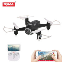 Newest SYMA X22W RC Quadcopter Drone With Camera FPV Wifi Real Time Transmission Headless Mode Hover Function Drones