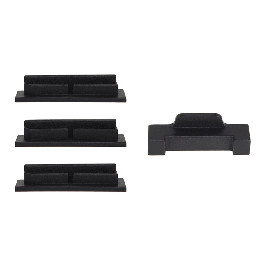 Silicone Dust Plug Battery Terminal Cover + Body Cover For DJI Mavic AIR Batteries And Power Terminal Drone Case Protector Cap