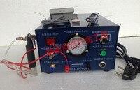 Лидер продаж! Сварщик аргон машины 220 В, 400 Вт/50A ювелирных изделий аргоновый лазер сварочный аппарат
