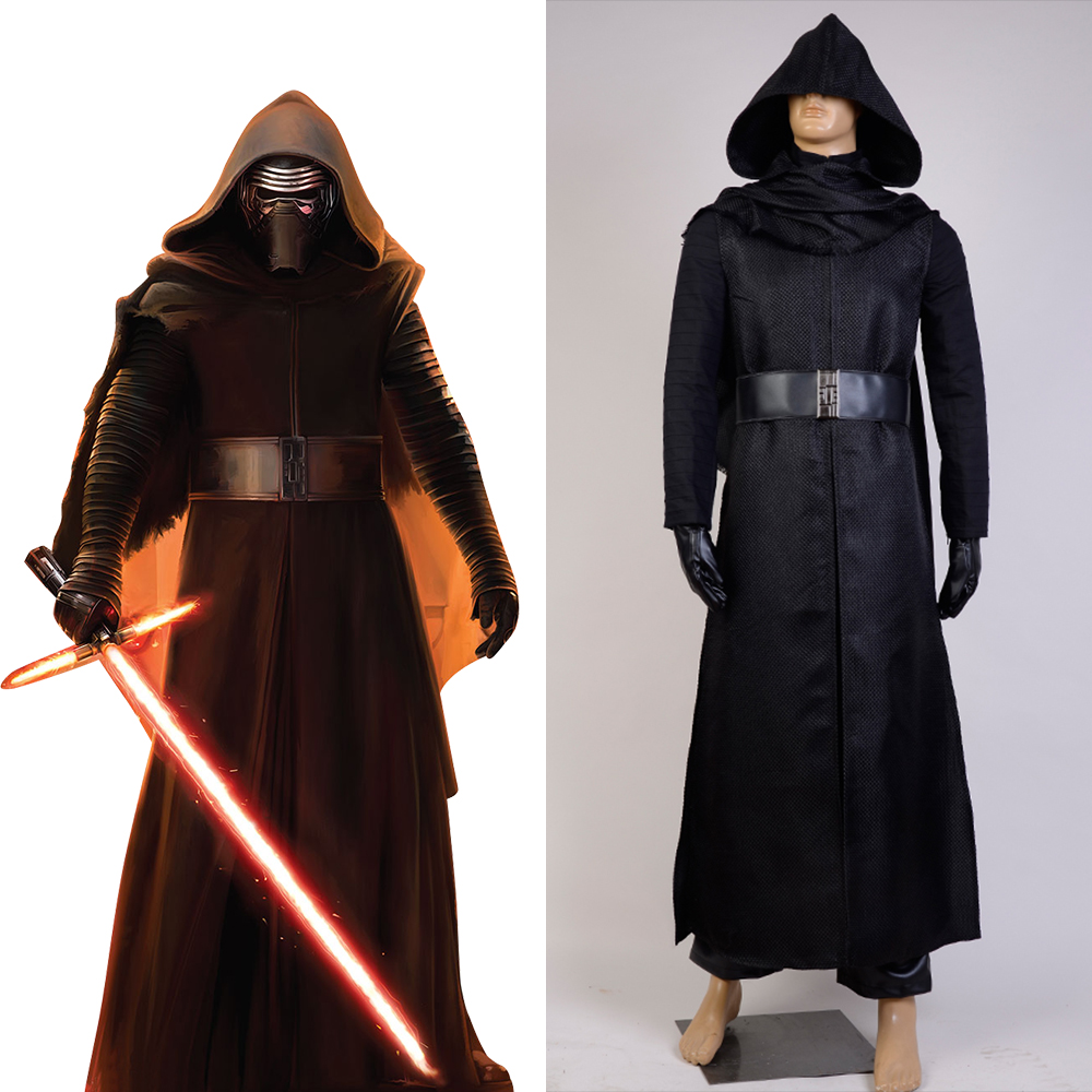 star star wars sith kylo ren cosplay costume whole set