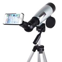 Metal Super Telephoto 8X Lens with Clip and Tripod Optics Glass Mobile Phone Lens for iPhone 5 6 6s Plus Samsung S6 Smartphones