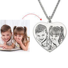 Personalized Photo Heart