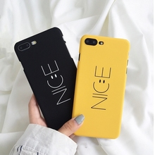 Cute Nice Phone Case For iPhone 5 5s SE 6 6s 7 8 Plus X Ultrathin Shell Hard Plastic Case Cover For iPhone 6 6s Plus 5 5s SE 7 8 metallic cd veins plastic hard shell for iphone se 5s 5 silver
