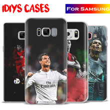 Cristiano Ronaldo Cr7 Coque Player Phone Case Shell Cover For Samsung Galaxy S4 S5 S6 S7 Edge S8 Plus Note 2 3 4 5 C5 C7 A8 A9