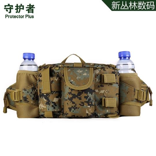 Outdoor Climbing Military Tactical Rucksacks Sport Camping Hiking Trekking Waist Bag Drop Shipping