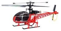 WLtoys V915 2,4G 4CH весы лама Радиоуправляемый вертолет RTF