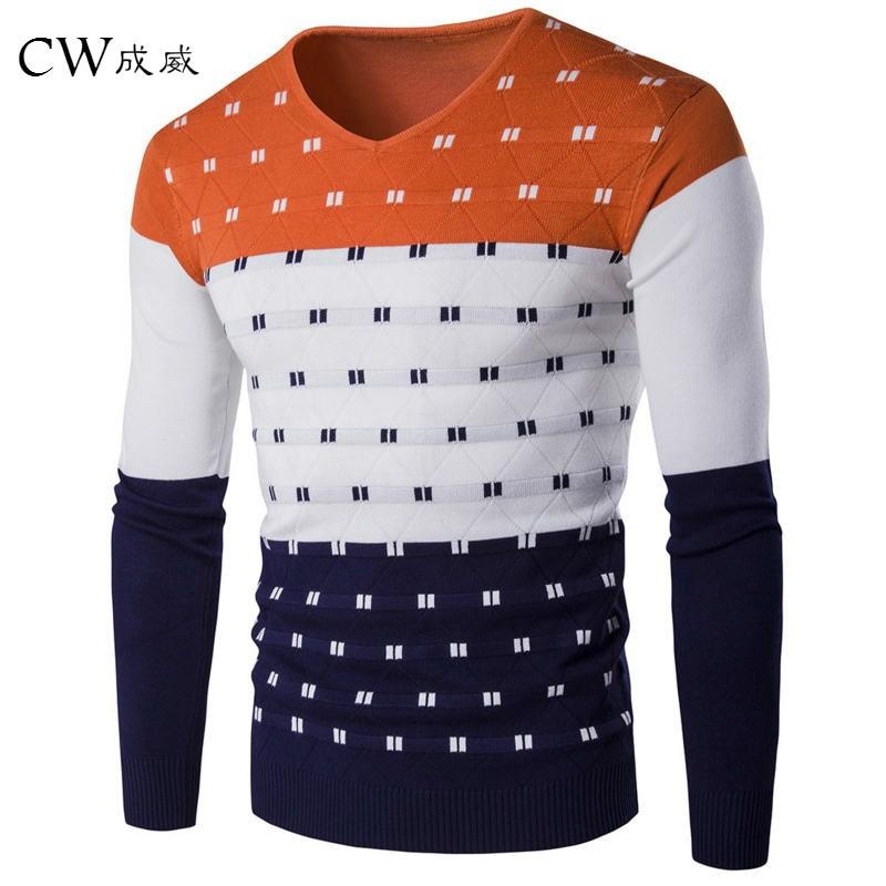 2018 Marke Social Baumwolle Dünne Männer Pullover Pullover Casual Gehäkelte Gestreifte Gestrickte Pullover Männer Masculino Jersey Kleidung