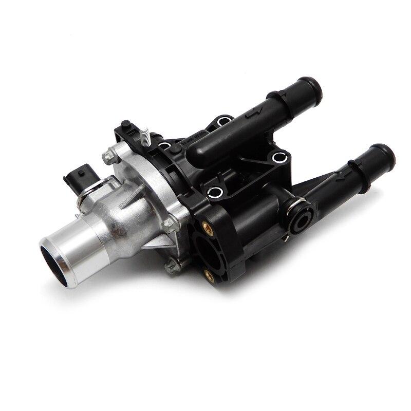Couvercle du boîtier du Thermostat de refroidissement du moteur pour 25192228 et 2519-2228 pour Chevrolet Cruze Trax Soni Tracker 55575048 55579951