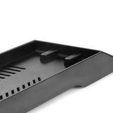 Muelle Vertical soporte Mount Cradle Holder para PS4 Pro Base estable para Sony Playstation 4 edición Pro la consola de juegos