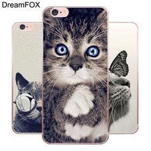 M202 Cute Cat Soft TPU Silicone Case Cover For Apple iPhone 11 Pro X XR XS Max 8 7 6 6S Plus 5 5S SE 5C 4 4S apple чехол moschino iphone6 5s 5c plus 4s