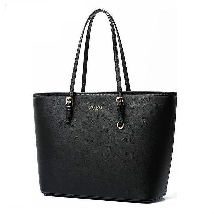 Kabelky Brand Big Tote Shoulder Bags Luxury Handbags Women Bags Designer PU Leat