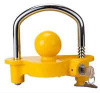 Trailer lock, Trailer ball Hood type lock,Anti theft, yachts RV ATV UTV trailer accessories