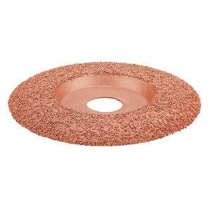 Image 5 - Disco de tallado de madera para amoladora angular, revestimiento de carburo de tungsteno de 4 1/2 pulgadas