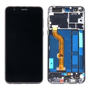 Image 3 - Trafalgar จอแสดงผลสำหรับ Huawei Honor 8 จอแสดงผล LCD หน้าจอสัมผัสสำหรับ Honor 8 จอแสดงผลกรอบ FRD L19 L09 L14 โทรศัพท์มือถือ LCD