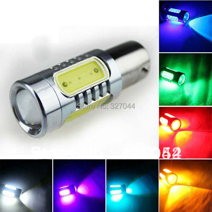 Hearty 10x Super Bright H11/h8 H7 H4 H3 H1 1156 1157 9005 9006 White Led Foglight Car Headlight Bulb 6w Led Fog Light Lamp 12v Elegant And Graceful Lights & Lighting