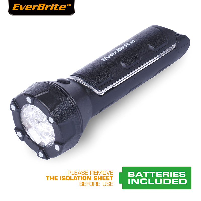 Us 12 49 50 Off Everbrite Led Flashlight Table Light 300 Lumens Multifunction Worklight Torch With Magnetic Base In