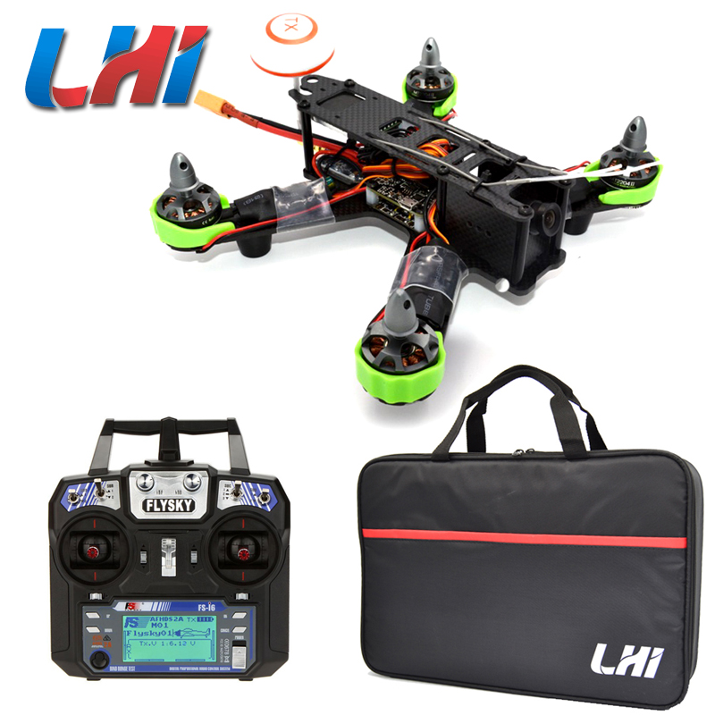 Professionnel rc hélicoptère FPV Quadcopter drone avec caméra pour DJI RC avion QAV 210 En Fiber De Carbone dron quadrocopter quadrirotor