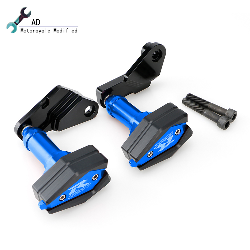 Moto Parts Fairing Covers Protector for Suzuki GSXR1000 K9 L0 to L5 Frame Sliders Motorbike GSX