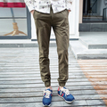 2017 Spring Men's Harem Pants Fashionable Personality Casual Hip Hop Dance Male Trousers Skinny Joggers Sweatpants Size 28-33