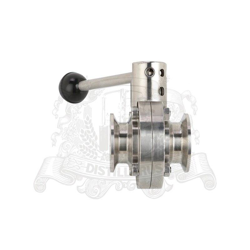 Butterfly valve 4 (102mm) OD119mm butterfly valve 4 102mm page 8