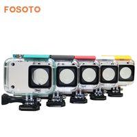 Waterproof Protective Housing Shell Underwater Cover Case For Xiaomi Yi YI Sports Camera II 2 Case