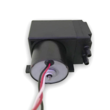 Miniature silent air pump, oil-free vacuum pump, atomized health pump, micro air pump 12V/24V цена
