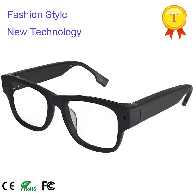 fe6cabc03ece New Technology live Streaming Smart wifi Glasses Fashion Style 720P Video  Recordable eyeglasses with camera Snapchat Spectacles