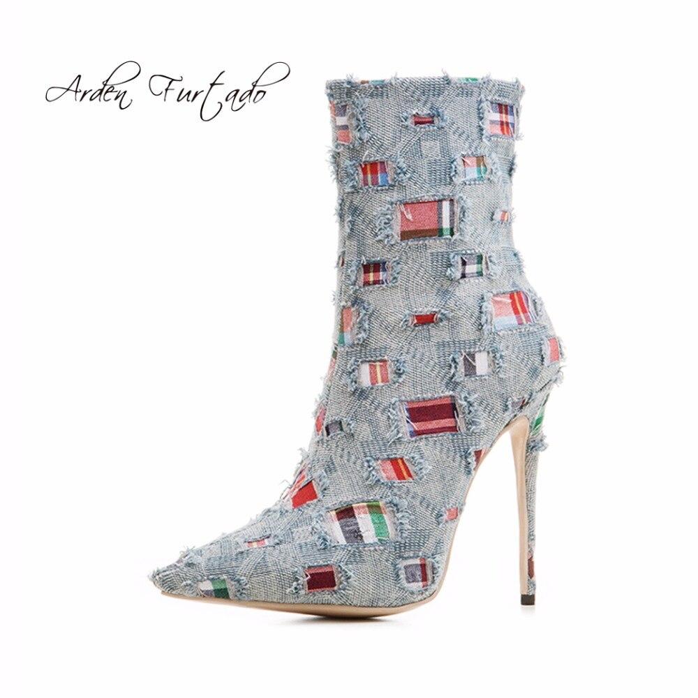 bottes pour femmes À talons hauts-achetez des lots à petit