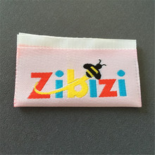 Customized Garment Labels woven labels tags