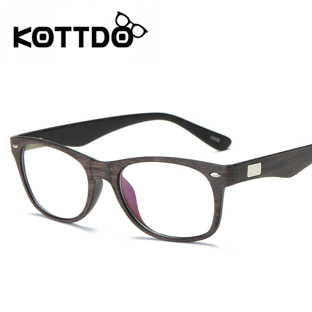16acf8534ce KOTTDO 2017 New Men Luxury Brand Classic Frames Glasses Big Eyeglasses  Brand Women Frame Glasses Myopia