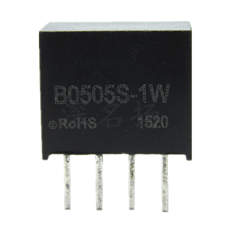 B0505S-1W Isolation Power Module 5V To 5V SIP4