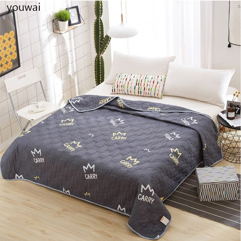 New Blanket Comforter Bed Cover Quilting Summer Quilt Home Textiles Suitable for Children kinds Adult