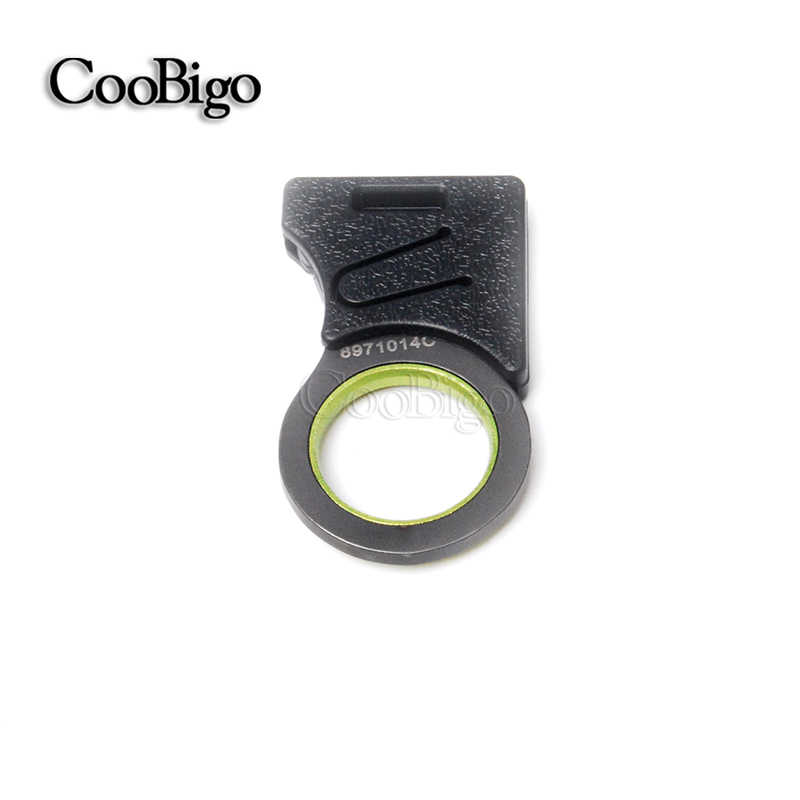 1pcs pack Thread Cutter Hook Knife Key Ring Chain Pocket Tool Seat Belt Rope Emergency Survival Rescue Kits EDC