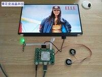 17,3 дюймов 3840X2160 4 К 2 HDMI Mini DP наушники Порты и разъёмы ЖК дисплей Экран с доской водителя DIY Набор встроенный Динамик для ноутбук