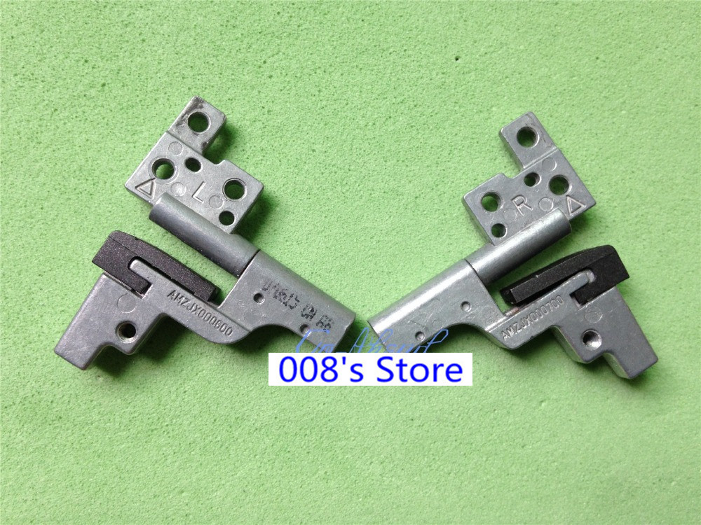 Laptop LCD Hinges Bracket For DELL Latitude D620 D630 D631 JD104 YT450 TU507 PP18L 14.1