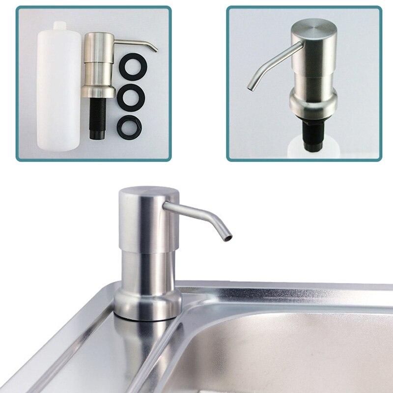 Kitchen Sink Hand Soap Dispenser: Aliexpress.com : Buy Lemonbest Stainless Steel Kitchen